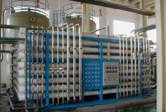 最新集成电路用超纯水设备