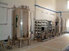 生化药品生产用纯化水设备