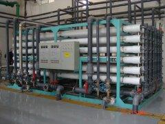 100T/H组合式纯净水设备