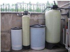PLC控制全自动软化水设备