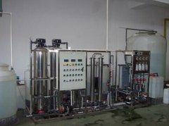 酒的精制用去离子水设备