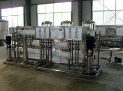 化学工业用去离子水设备