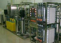 新材料超纯水设备200t/h