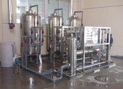 农副品纯净水处理设备200t/h