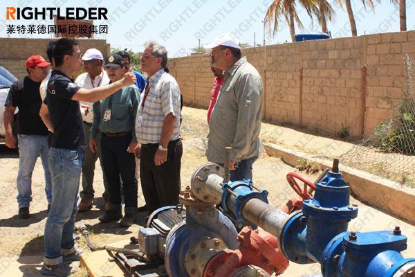 莱特莱德国际控股集团中标委内瑞拉法肯州海水淡化项目