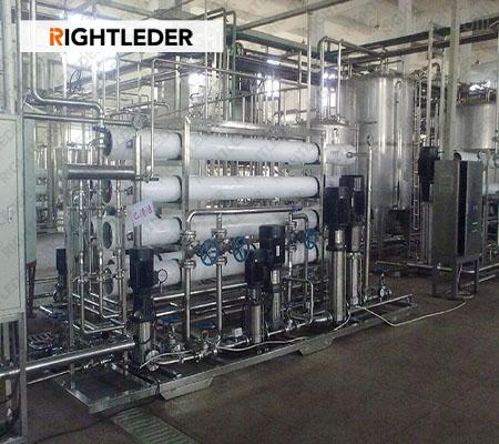 南宁包装行业纯净水设备工程 编号:NN2014121004