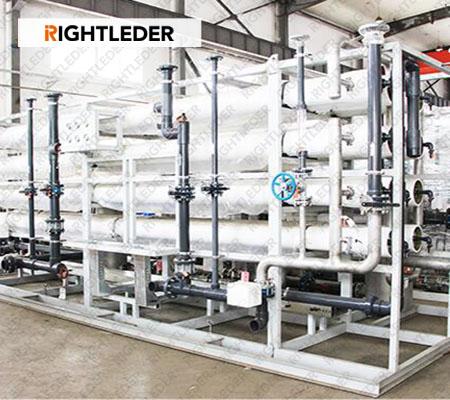 南宁纺织厂纯净水设备工程案例