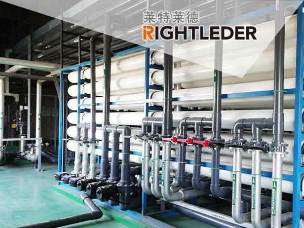 工业用超纯水设备运行操作管理方法分享