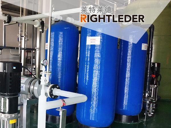 超纯水处理设备中软化水处理装置的安装步骤分享